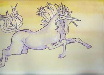 Unicorn Bound by Rufusshinra08