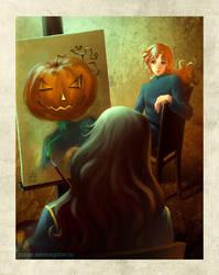 Painter's vision by kir-tat