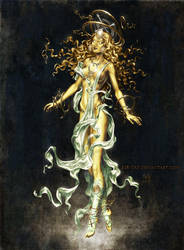 Goddess by kir-tat