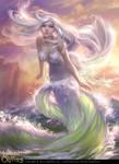 Whispering Heavenly Nymph by kir-tat