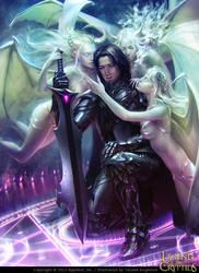 false gods protector by kir-tat