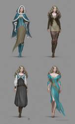 dresses by kir-tat