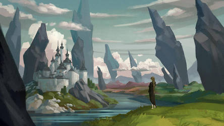 Landscape by kir-tat