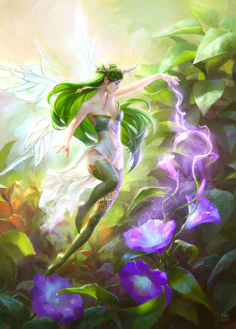 Fairy by kir-tat