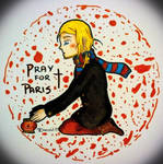 aph: Pray for Paris. by LoveEmerald