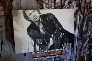 Work In Progress - Jon Bon Jovi by StephenQuick