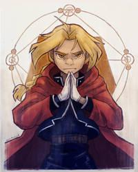 Fullmetal Alchemist by CamishCD