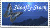 Shoofly-Stock Support Stamp by StampsbyJen