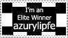 Stamp for azurylipfe by StampsbyJen