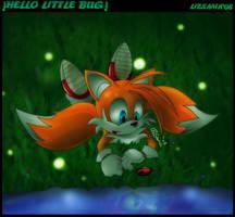 Hello Little Bug by SkyPirateDash