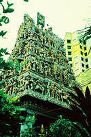 little india temple by tnemgarf