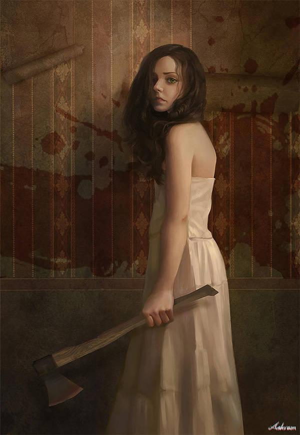 Lizzie by Ashramart