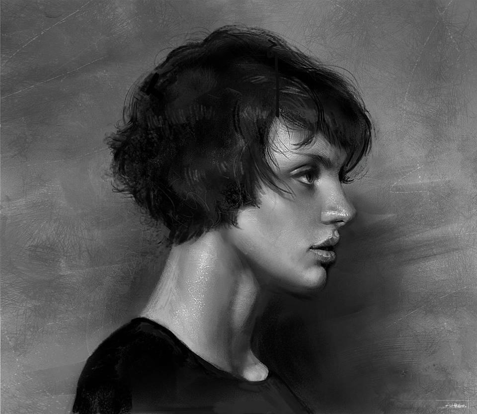 Sketch by Ashramart