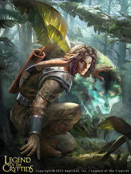Hunter by Ashramart