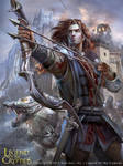 Archer by Ashramart