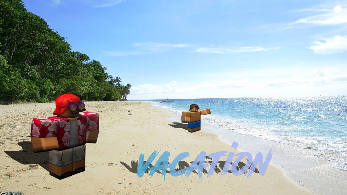 Beach Vacation By Vazeklyn Roblox On Deviantart