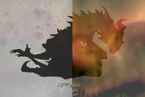 Alduin Edit by lucylucycoles