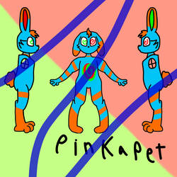Character for sale! by PinkapetDesigns