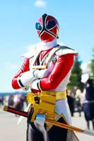 Super Shinken Red! by Macky-Sama