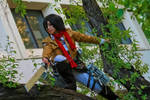 Scouting Legion Solider by Macky-Sama