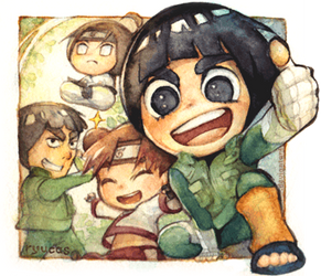 Go! Rock Lee! by ryucas