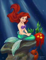 Ariel by mysticflower