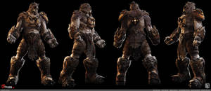 Gow3: Savage Creeper by DecadeofSmackdownV3