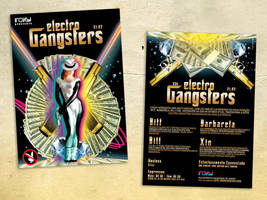 Electro Gangsters Party by absintho