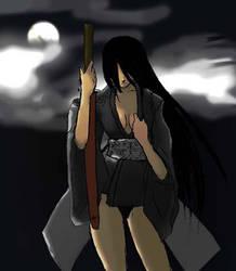Samurai by XAzukaX