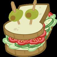 Sandwich by birthofthepheonix