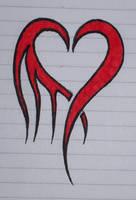 Heart 2 by Bojje1