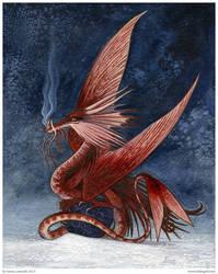 Dragonlet by emmalazauski
