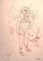 Reapress Sketch by Talexior