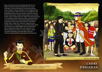Cadas Pangeran by magicaldix