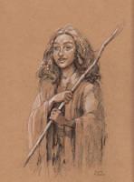 Swamp Witch by ZaraAlfonso