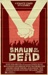 Shaun of the Dead poster by markwelser