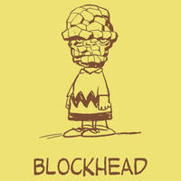 Blockhead by markwelser