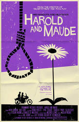 Harold And Maude Poster by markwelser