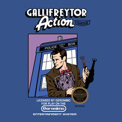 Gallifreytor Action by markwelser