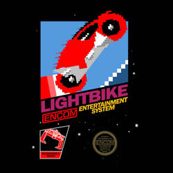 Lightbike by markwelser