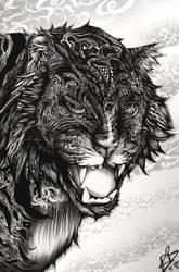 El tigre by Brosicle