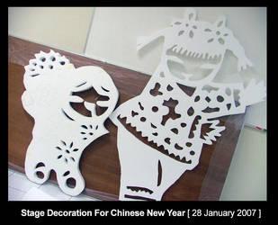 Stage Decoration 2 by wavemetafora