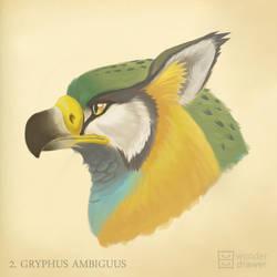 Gryphus ambiguus by JaimeQuianoJr