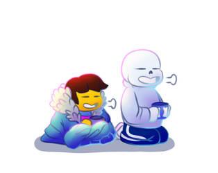 Comfy by snowzahedghog