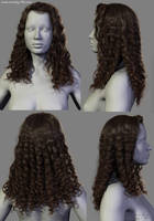 2012 Hairstyles 03 by Woodys3d
