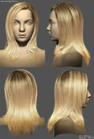 2012 Hairstyles 04 by Woodys3d