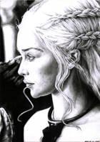 'Stormborn' - Daenerys I Targaryen by leiaskywalker83