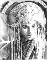 Queen Amidala - PreSenate by leiaskywalker83