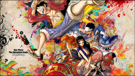One Piece by r0pyns