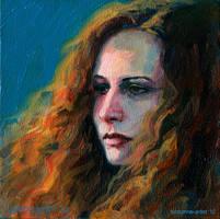 Flowing Hair by tuolumney